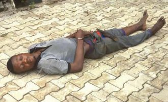 'Kidnapper' who took tramadol dies — after sleeping for nine days