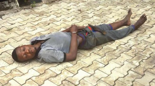 Ondo 'kidnapper' who took tramadol still sleeping — six days after arrest