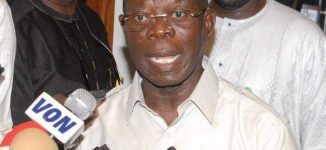 Oshiomhole: APC has learnt from its mistake, will not field opportunists in 2019