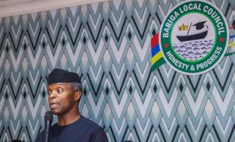 'What exactly happened to oil money?' — Osinbajo tackles Obasanjo, Jonathan, Babangida govts