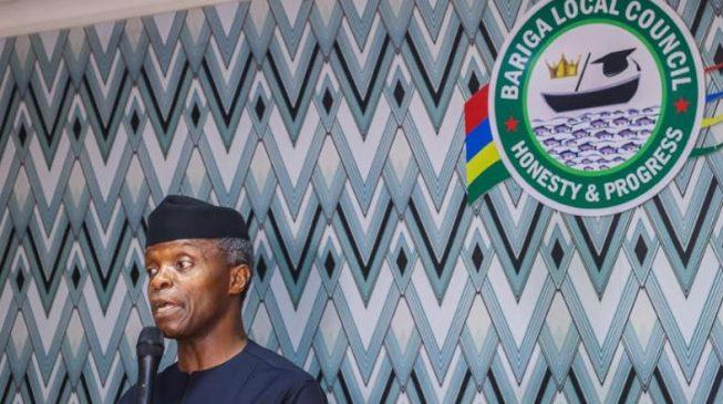 'What exactly happened to oil money?' — Osinbajo tackles Obasanjo, Jonathan, Babangida govts