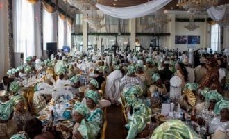 11 types of people you'll meet in a Nigerian party