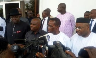 PDP governors tackle Buhari for rejecting electoral act amendment