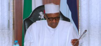 Buhari: We'll continue to deprive looters fruits of their crimes