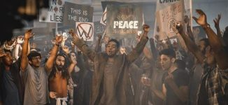 WATCH: Patoranking breaks from the norm to 'Heal D World'
