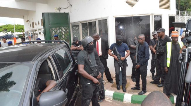 PDP senator calls for probe of n'assembly siege, says enough of conspiracy theories