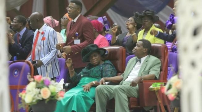 My wife wanted 12 children but we had to stop, Adeboye reveals at RCCG convention