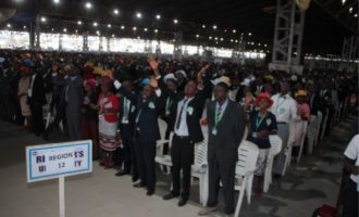 RCCG ordains 11,250 deacons and deaconesses