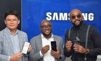 PHOTOS: Samsung launches Galaxy Note9, 'the game changer'