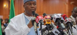 Saraki: It's time to have a president we can be proud of