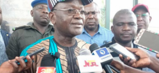 Ortom: FG treating those who joined APC as saints but victimising people who left
