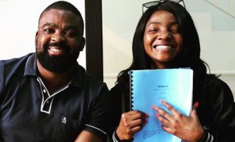 Simi lands acting role in Kunle Afolayan's new movie