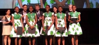 Nigerian schoolgirls win tech competition in Silicon Valley