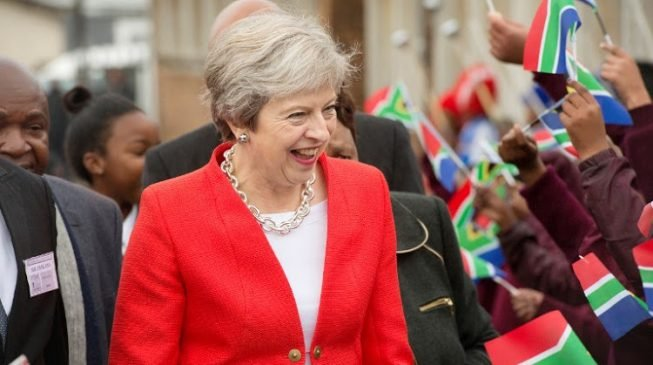 Nigeria is home to highest number of very poor people in the world, says Theresa May