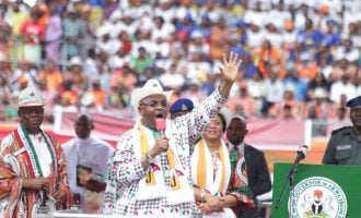 Akwa Ibom workers 'will vote massively' for Udom in 2019