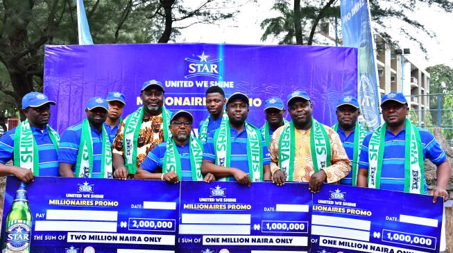 How Nigerian Breweries is executing one of Nigeria's biggest consumer promotions with Star Lager