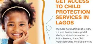 Cece Yara Foundation launches online directory to aid children's safety
