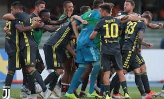 Ronaldo begins Juventus adventure with late win at Chievo