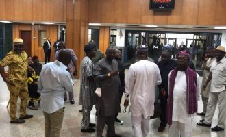 Ojudu: PDP lawmakers drank whiskey inside n'assembly during DSS siege