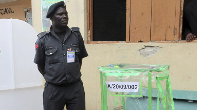 2019 polls: INEC budgets N6bn for feeding of security operatives