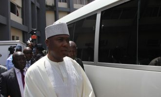 APC to Saraki: You'll rather rule in hell than serve in paradise