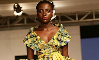 PHOTOS: Collections, models and celebrities at African Fashion Week Nigeria