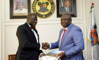 ICAN president: Even the blind can see Ambode's achievements
