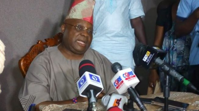 Osun poll: I'll dance to govt house after winning on Saturday, says Adeleke