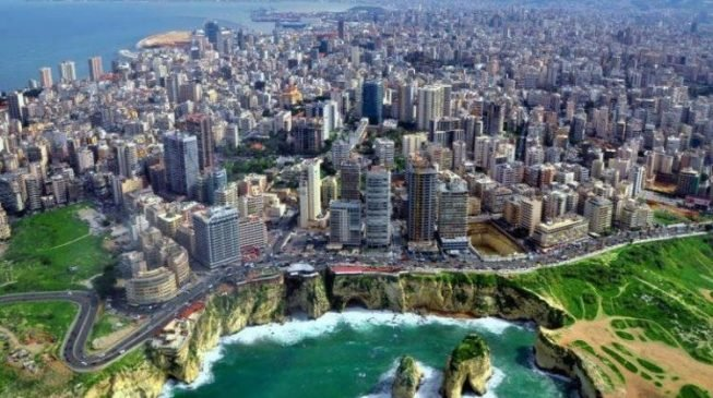 Embedded in Beirut: A communion with ancestors