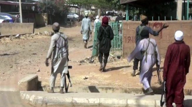 Borno resident: How Boko Haram fighters took our food after attacking soldiers