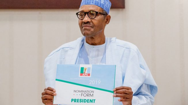 Weakest members have left APC, says Buhari