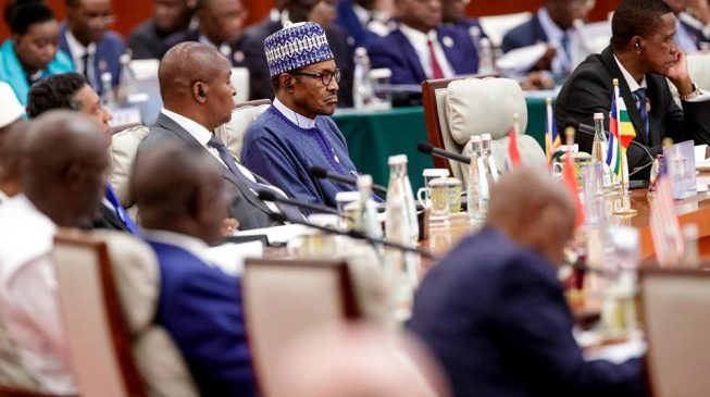 Buhari's takeaways from Beijing summit