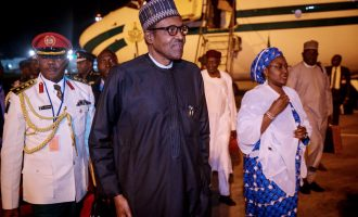Buhari returns to Abuja after attending UN general assembly