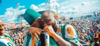 Ireti Doyle: Why we should all emulate Davido's 'we die here' passion for politics