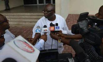 Ex-deputy governor of Akwa Ibom threatens to expose Akpabio