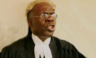 Falana: Buhari hiding under national interest to justify disobedience of court orders