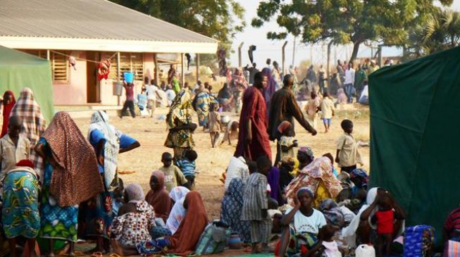 Police: ISIS spies operating from Borno IDP camps