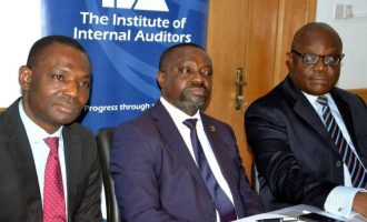'Governance problems killed old Nigerian companies', says Institute of Internal Auditors president