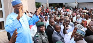 'They can't sack us from politics' — Dogara announces reelection bid
