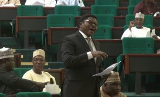 APC expels deputy chief whip of house of reps