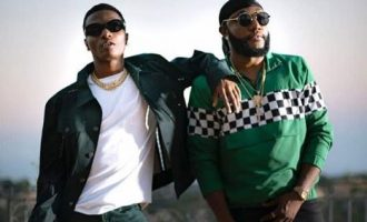 VIDEO: Kcee, Wizkid collaborate again — five years after 'Pull Over'
