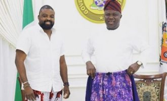 Kunle's Kembe doing well… even Ambode is rocking it, says Afolayan