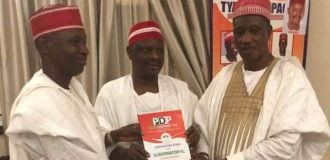 Kwankwaso: Why I want my son-in-law to govern Kano