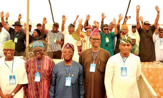Fresh crisis rocks Lagos APC as faction moves to stop primaries