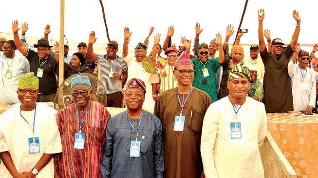 Fresh crisis rocks Lagos APC as faction moves to stop primaries