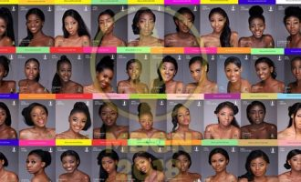 PHOTOS: The 37 finalists for Most Beautiful Girl in Nigeria pageant