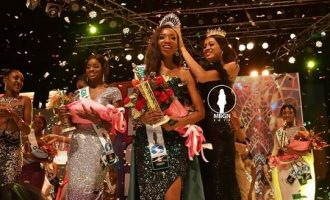 Miss Imo wins 2018 MBGN pageant