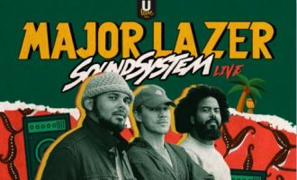 After releasing star-studded 'Afrobeat Mix', Major Lazer to perform in Nigeria