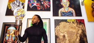 I get moved while drawing naked women, says singer-turned-painter Minjin