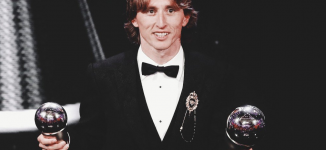 Luka Modric, the undisputed world's best player